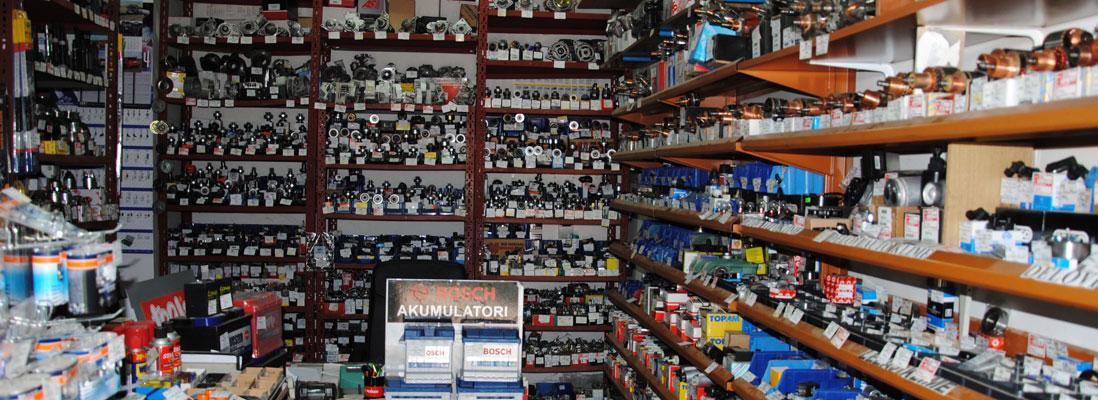 U svojoj ponudi imamo delove renomiranih proizvodjača delova autoelektrike za Vaše vozilo.